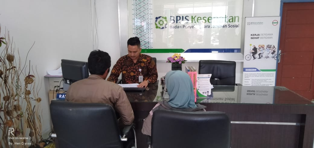 Pelayanan Bpjs Cabang Liwa Lampung Barat Mudah Dan Cepat Beri Yang Terbaik Headline Lampung