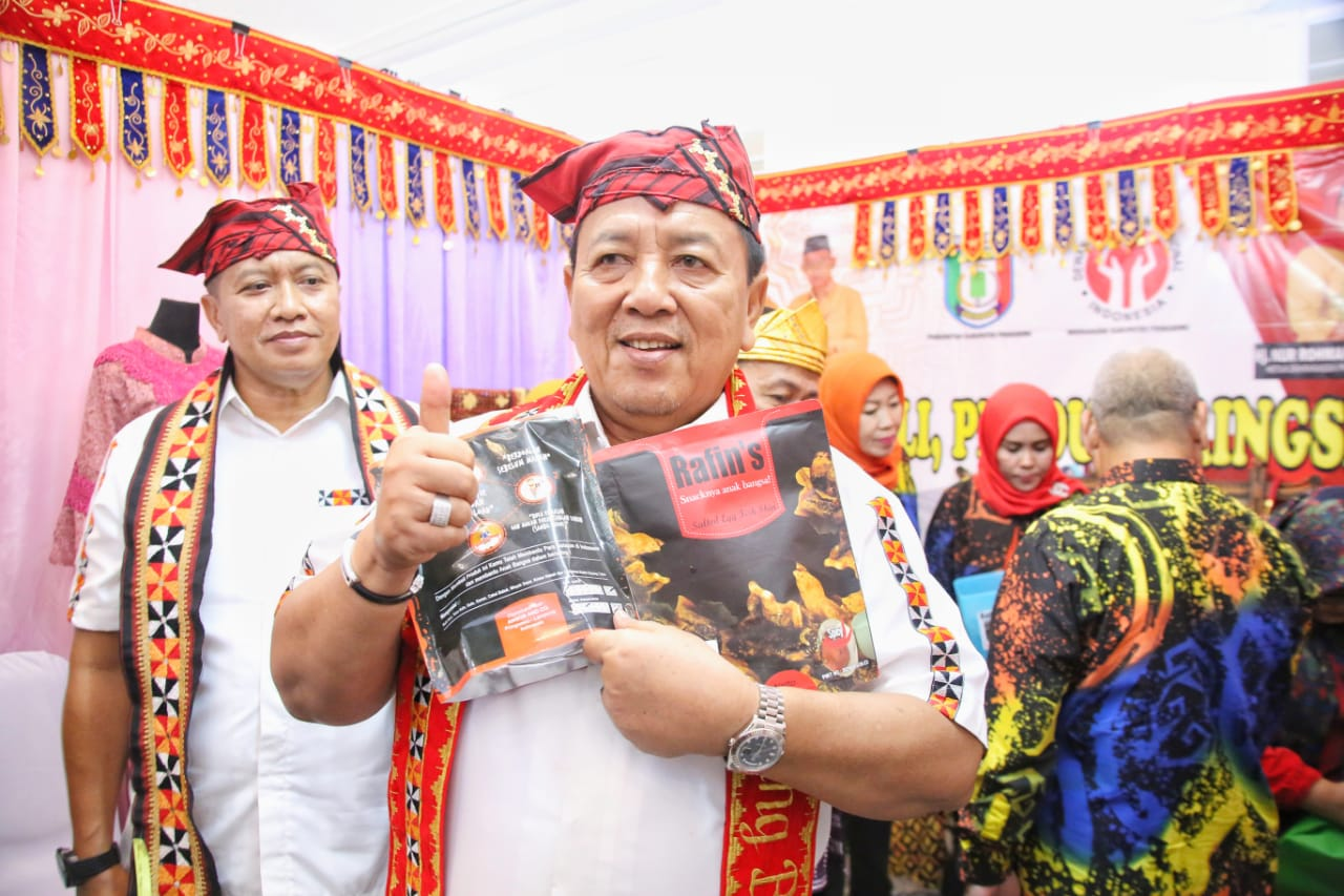 Gubernur Manfaatkan Lampung Craft 2020 Untuk Promosi Produk Tingkatkan Daya Saing Headline Lampung