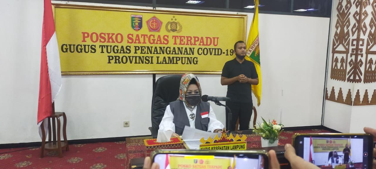Jubir TGTPP Covid-19 Lampung: Ancaman Corona Masih Ada