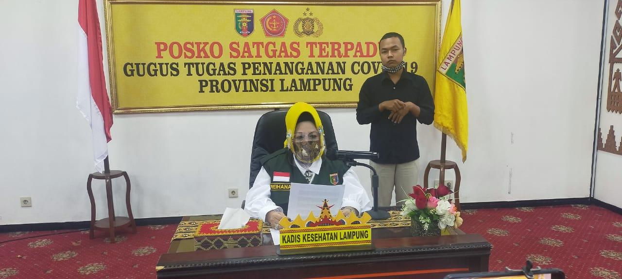 Satu ODP Corona di Lampung Meninggal, Jubir TGTPP Covid-19 Tidak Jelaskan Identitas dan Riwayatnya