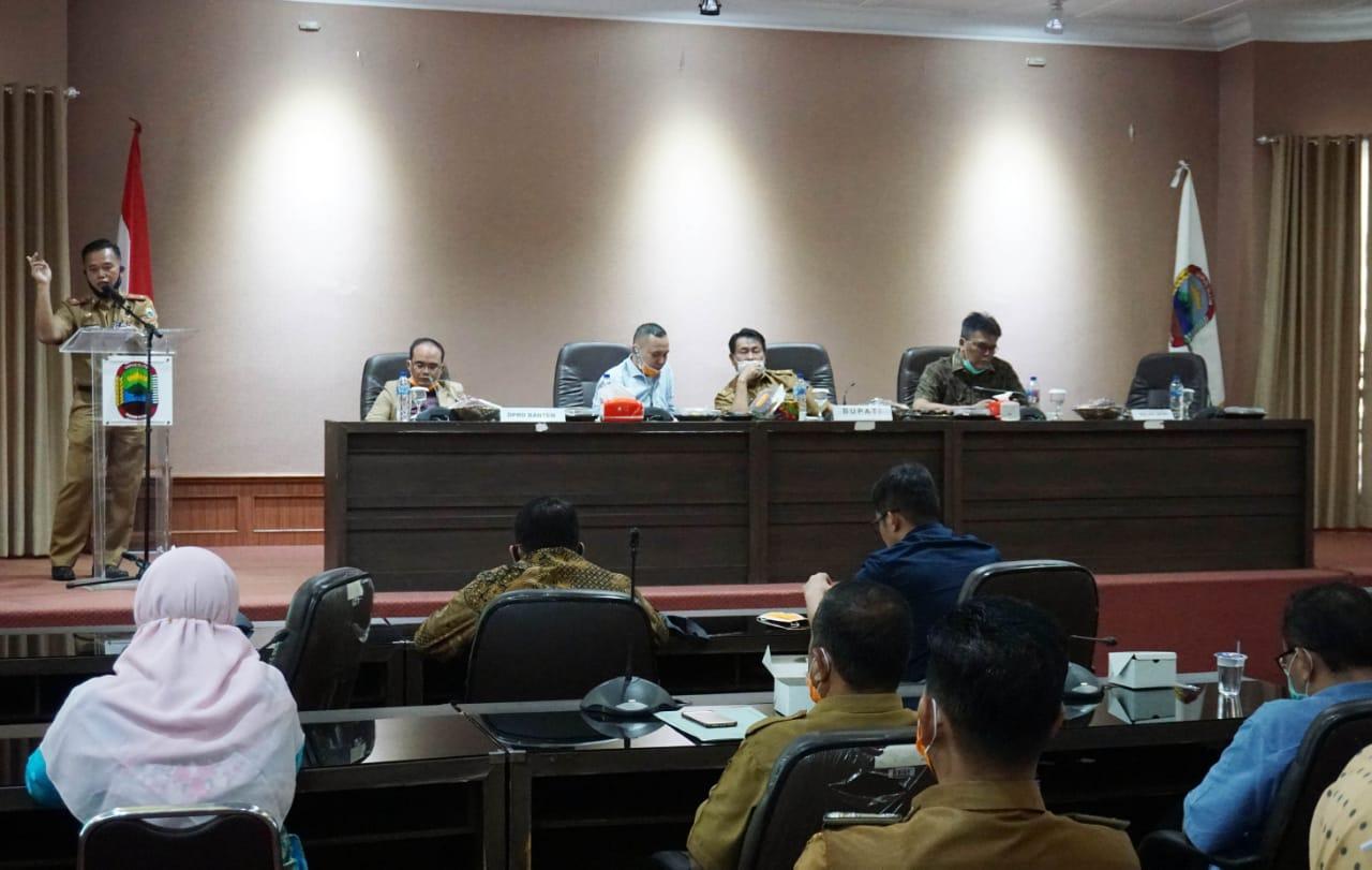 Komisi V DPRD Banten Kunker ke Lampung Selatan