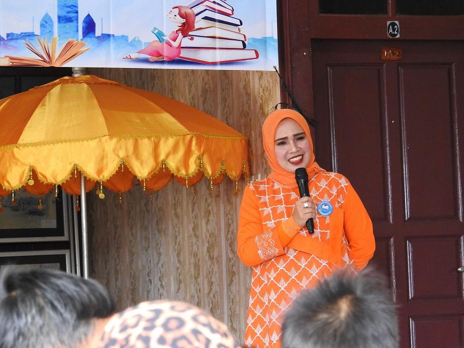 GLD Lampung Barat Umumkan Karya Terbaik Lomba Menulis Pengunjung Lamban Baca