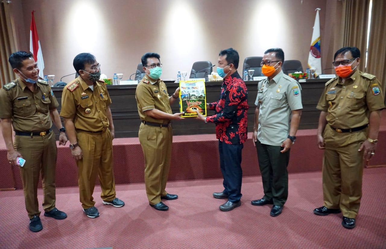 Seluma Belajar Tata Laksana Organisasi di Lampung Selatan