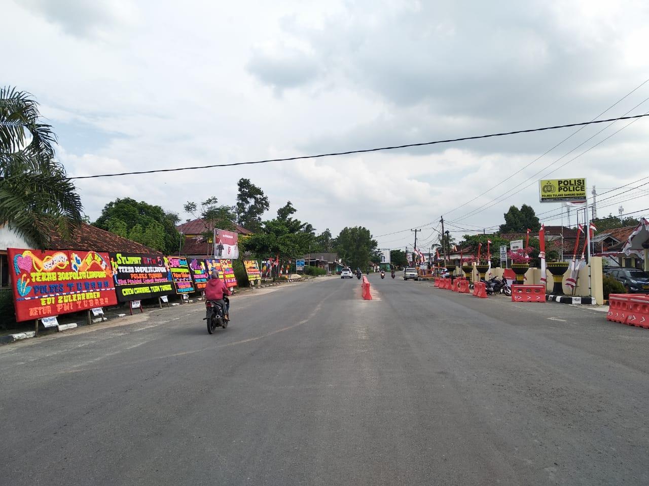 Hari Jadi Ke-5, Tekab 308 Tubaba Banjir Ucapan Selamat dan Dukungan