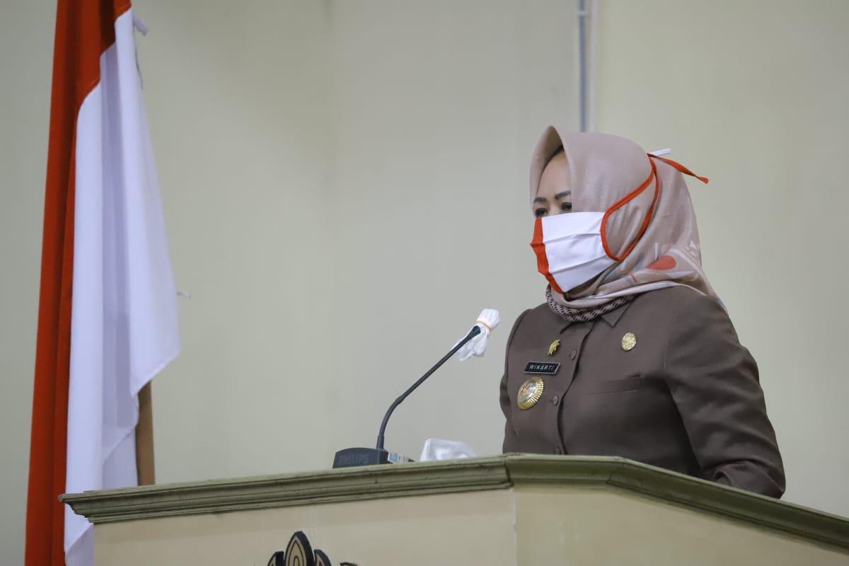 Bupati Tuba Apresiasi Usulan Tiga Raperda Anggota DPRD