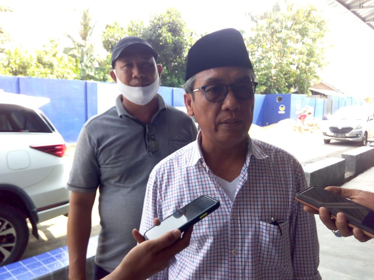 Besok, Paslon Nessy-Imam Daftar ke KPU Lampung Tengah