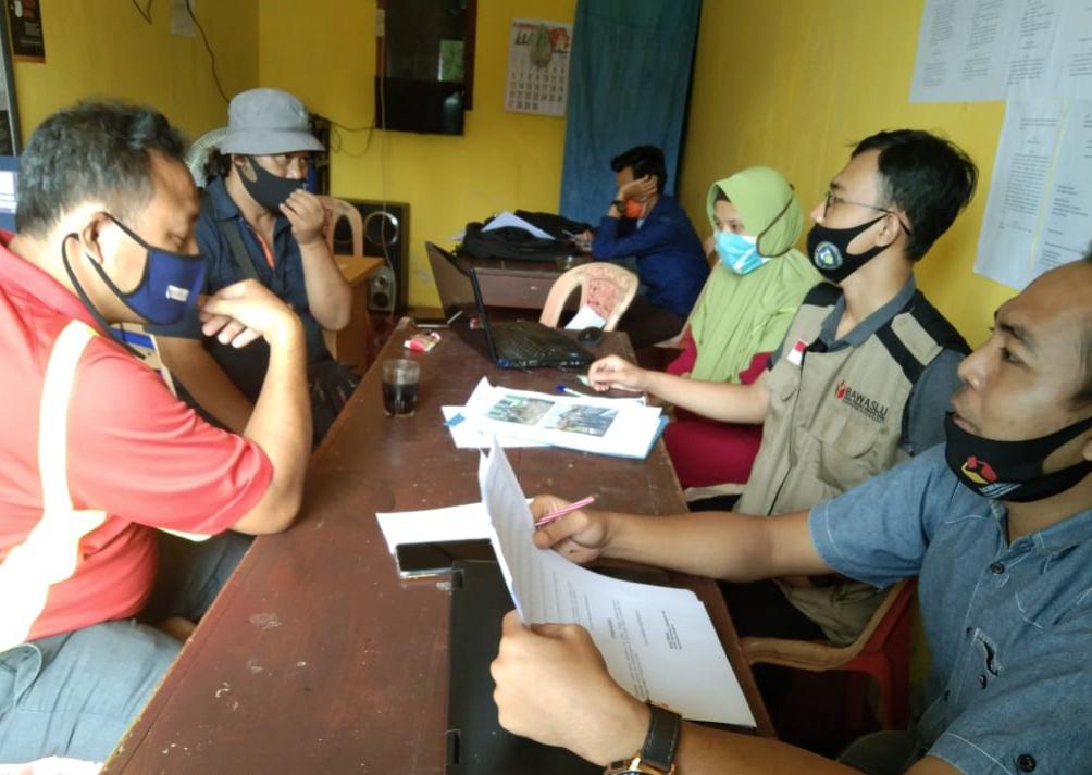 Dugaan Netralitas ASN, Bawaslu Pesibar Panggil Guru SMP
