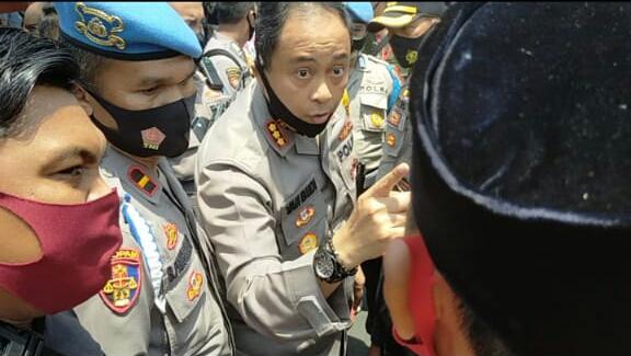 Pilwakot Bandar Lampung 2020: Tim Pendukung Bacaden Ike Edwin Rusuh saat Pembacaan Putusan Sengketa, Ini Sebabnya