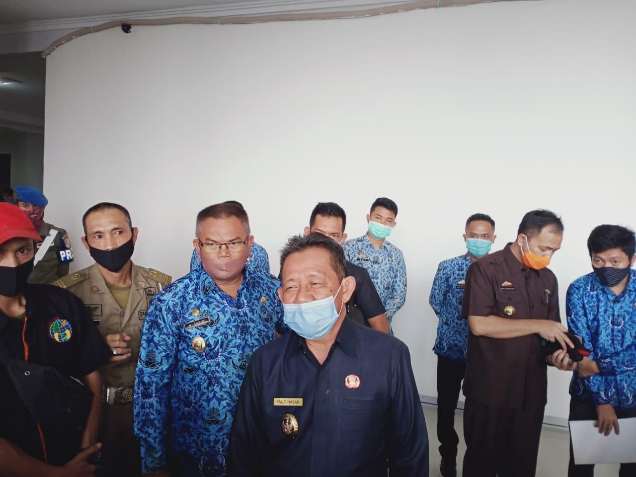 Pelantikan Novriwan Jaya Tunggu SK Gubernur, Roda Pemerintahan di Tubaba Tetap Normal