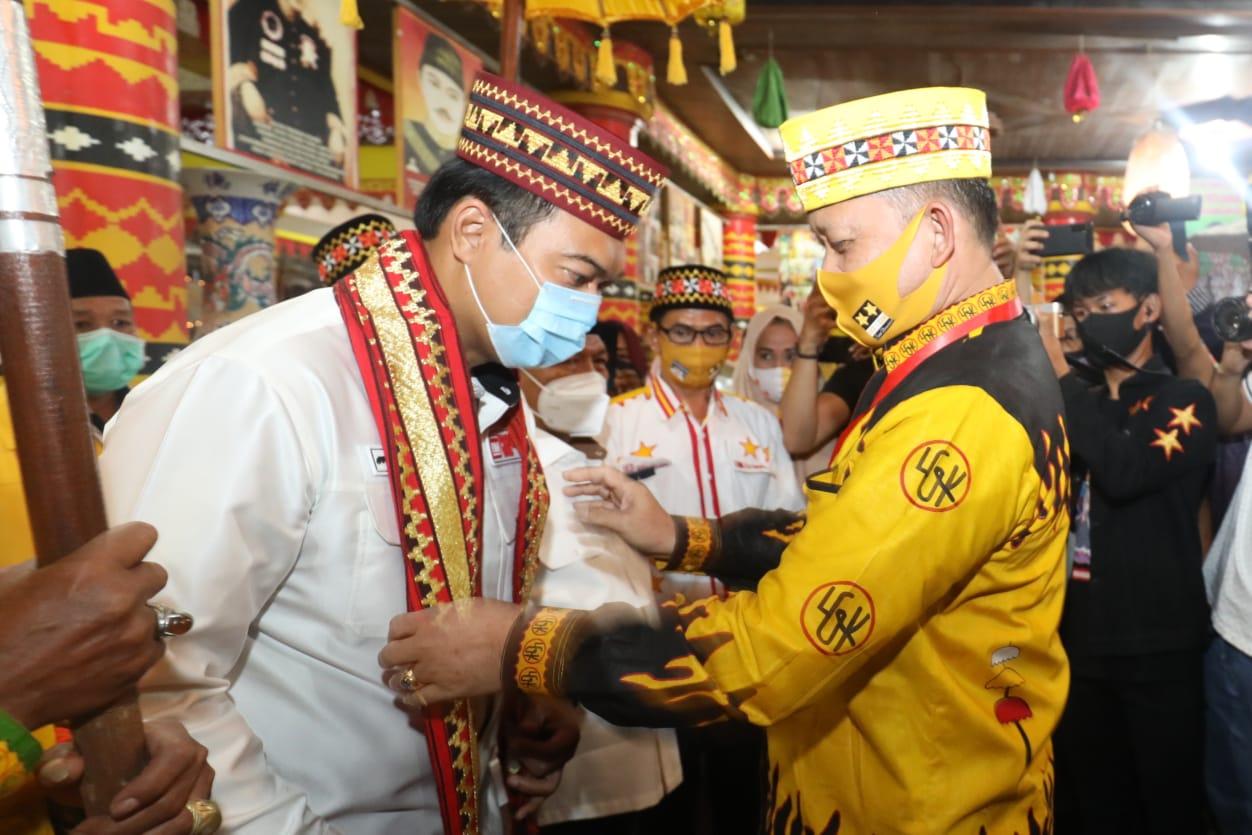 Tak 'Direstui' KPU-Bawaslu Bandar Lampung, Ike Edwin Dukung Rycko-Jos