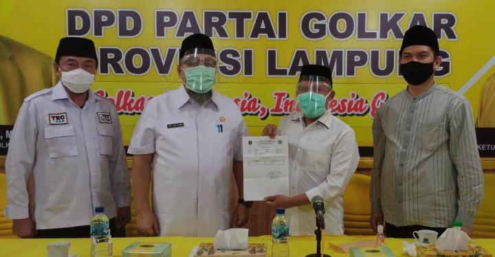 Alhamdulillah, Bacawabup Lampung Selatan Antoni Imam Sembuh dari Covid-19, Ini Rahasianya