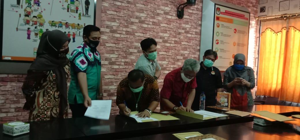 Resmi, KPU Bandar Lampung Tetapkan Tiga Pasangan Calon Wali Kota dan Wawalkot