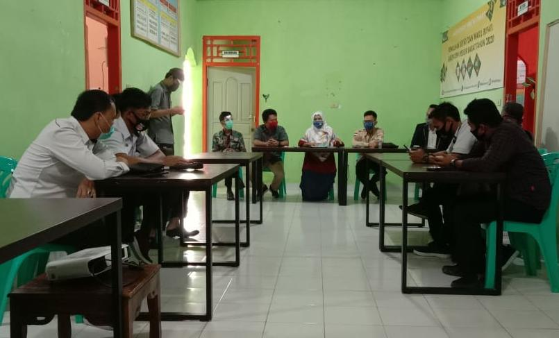 KPU Pesibar Tetapkan Tiga Pasangan Calon, Besok Pengundian Nomor Urut