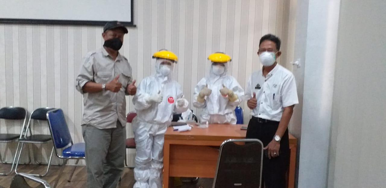 Rapid Test, 24 Anggota DPRD Metro Non Reaktif