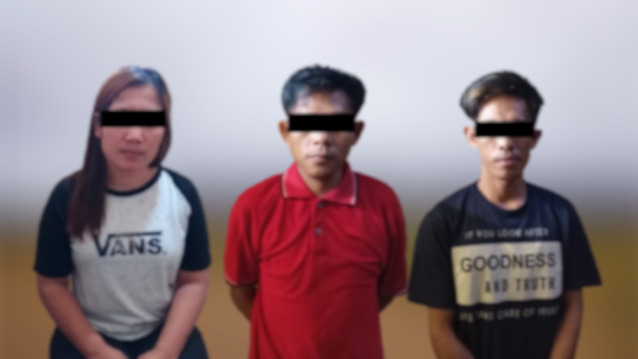 Mengaku Suami Umpankan PSK, Komplotan Pemeras Digulung Satreskrim Polres Way Kanan