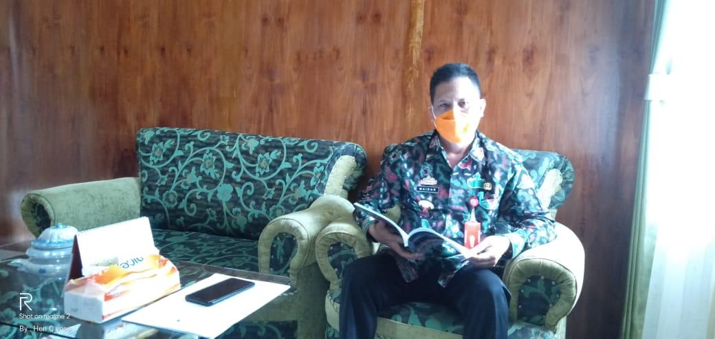 Perbup Sanksi Administratif Pelanggar Prokes di Lampung Barat akan Direvisi