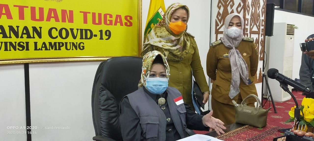 Ibu Hamil 39 Minggu asal Bandar Lampung Meninggal Dunia Positif Terpapar Covid-19