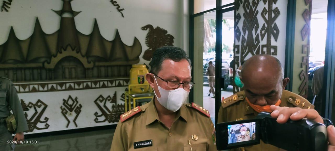Bahas Pembelajaran Siswa di saat Pandemi Covid-19, Gubernur Lampung Kumpulkan Seluruh Kepala SMK-SMA Negeri