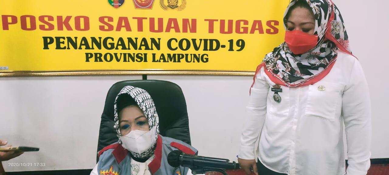 Pulang dari Jakarta Sakit Kepala dan Punggung, Warga Lampung Utara Positif Covid-19 lalu Meninggal