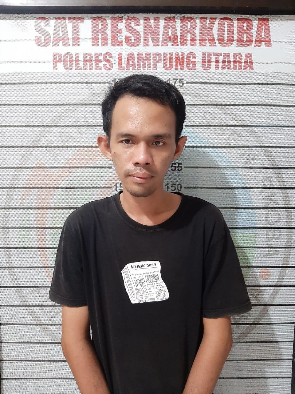 Dua Oknum Anggota Satpol PP Lampung Utara Ditangkap Kasus Narkoba