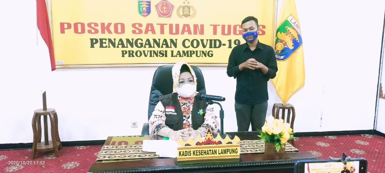 Dua Pasien Covid-19 di Lampung Meninggal, Punya Riwayat Penyakit Komorbid