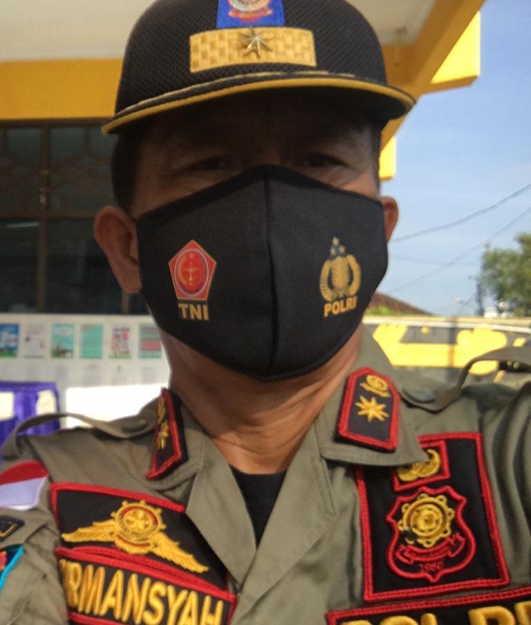 Dua Anggotanya Ditangkap Kasus Narkoba, Kasatpol PP Lampung Utara Serahkan ke APH
