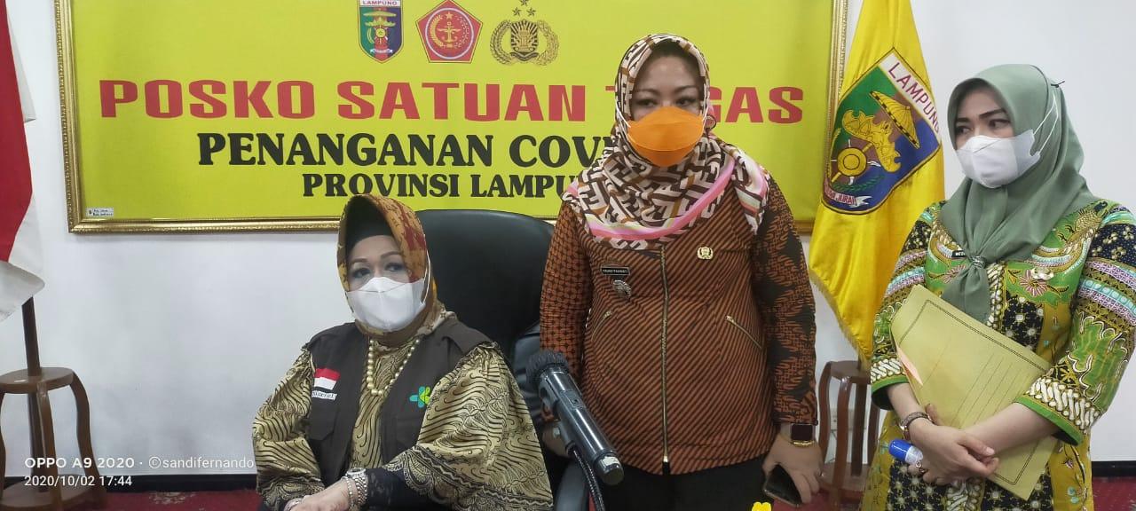Positif Covid-19, Pedagang Ikan di Pasar Bandar Lampung Meninggal