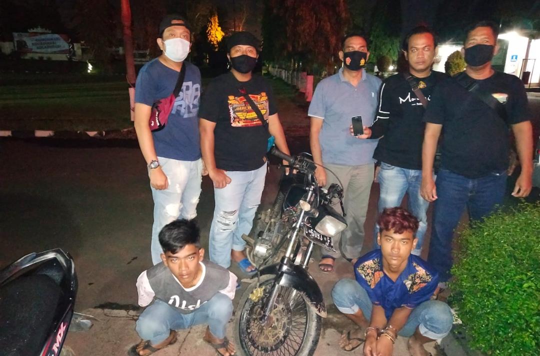 Dendam, Pemuda di Lampung Utara Pukuli Korban dengan Kayu, Motor Dibawa Kabur