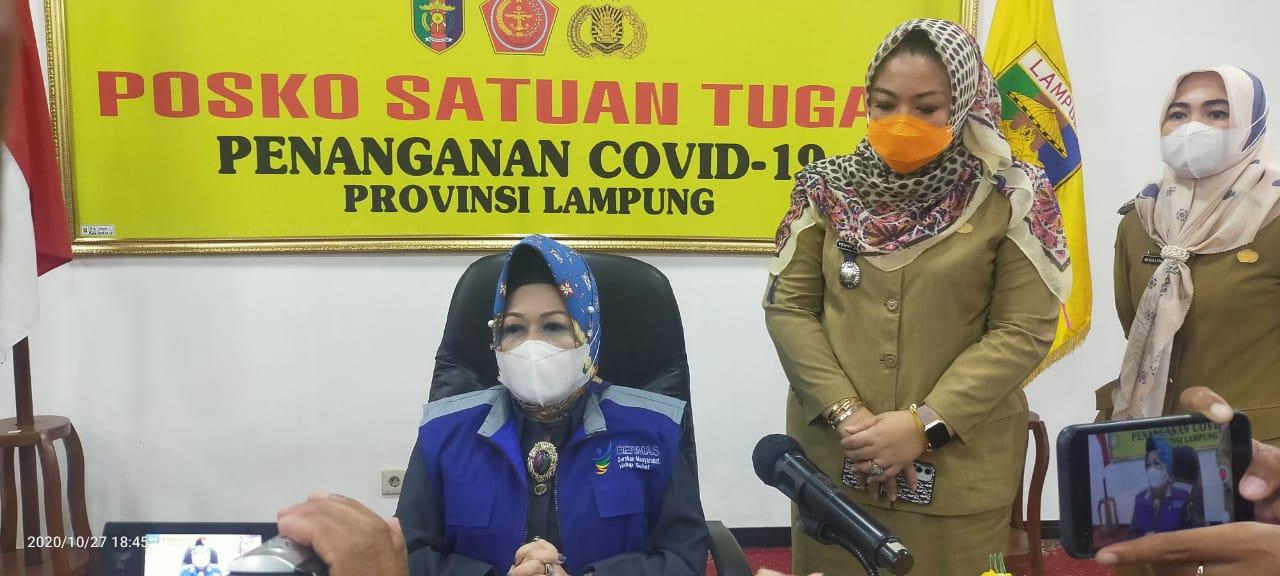 Empat Warga Bandar Lampung Meninggal Positif Corona, Satu Tanpa Pemulasaran Protokol Covid-19
