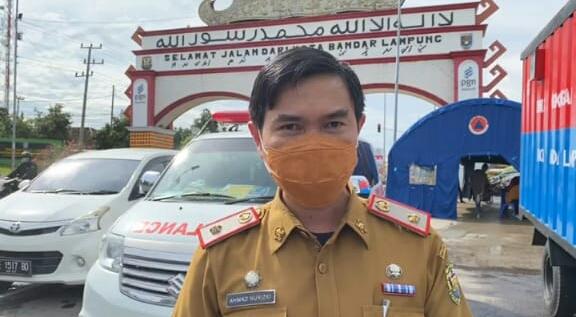 Dua Hari Pelaksanaan Masuk Bandar Lampung Harus Rapid Test, 16 Orang Reaktif Covid-19