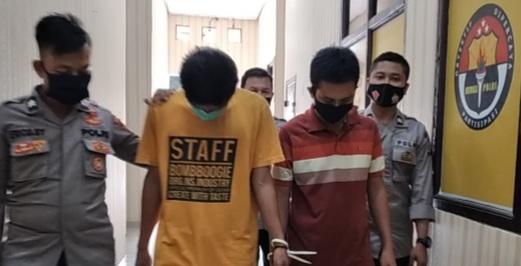 Satresnarkoba Polres Tanggamus Tangkap Bandar Sabu