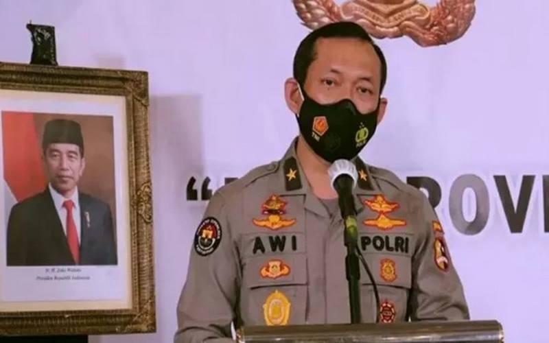 Densus 88 Amankan Terduga Radikalisme di Kedaton Bandar Lampung